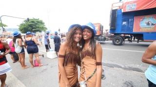 Bloco Gladiadores de Copacabana