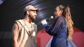 Dilsinho e Ivete - Maratona da Alegria Villa Mix 2018
