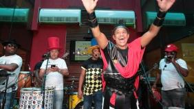 Grito de Carnaval com Molejo