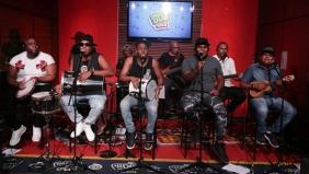 Grupo Samba de Amor na Roda de Samba