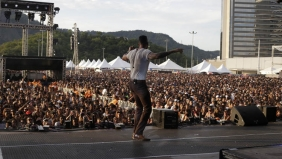 Gusttavo Lima - Maratona da Alegria Villa Mix 2018