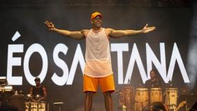 Leo Santana no Festival da Alegria