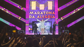 Maratona da Alegria - Marília Mendonça