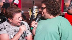 Pagode do Gago com Pinha Presidente