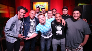 Pagode do Gago com Salgadinho, D�lcio Luiz e RDN