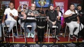 Roda de Samba com o grupo Pagode�
