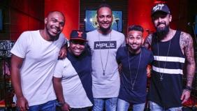Roda de Samba com o grupo Tudujunto