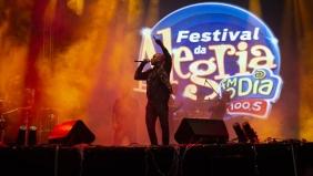 Thiaguinho no Festival da Alegria