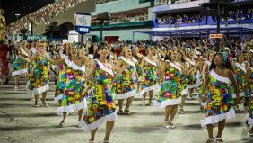 Escolas de Samba 2020 - União da Ilha