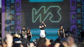 Wesley Safad�o no Festival da Alegria