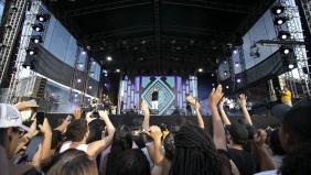 Wesley Safadão no Festival da Alegria