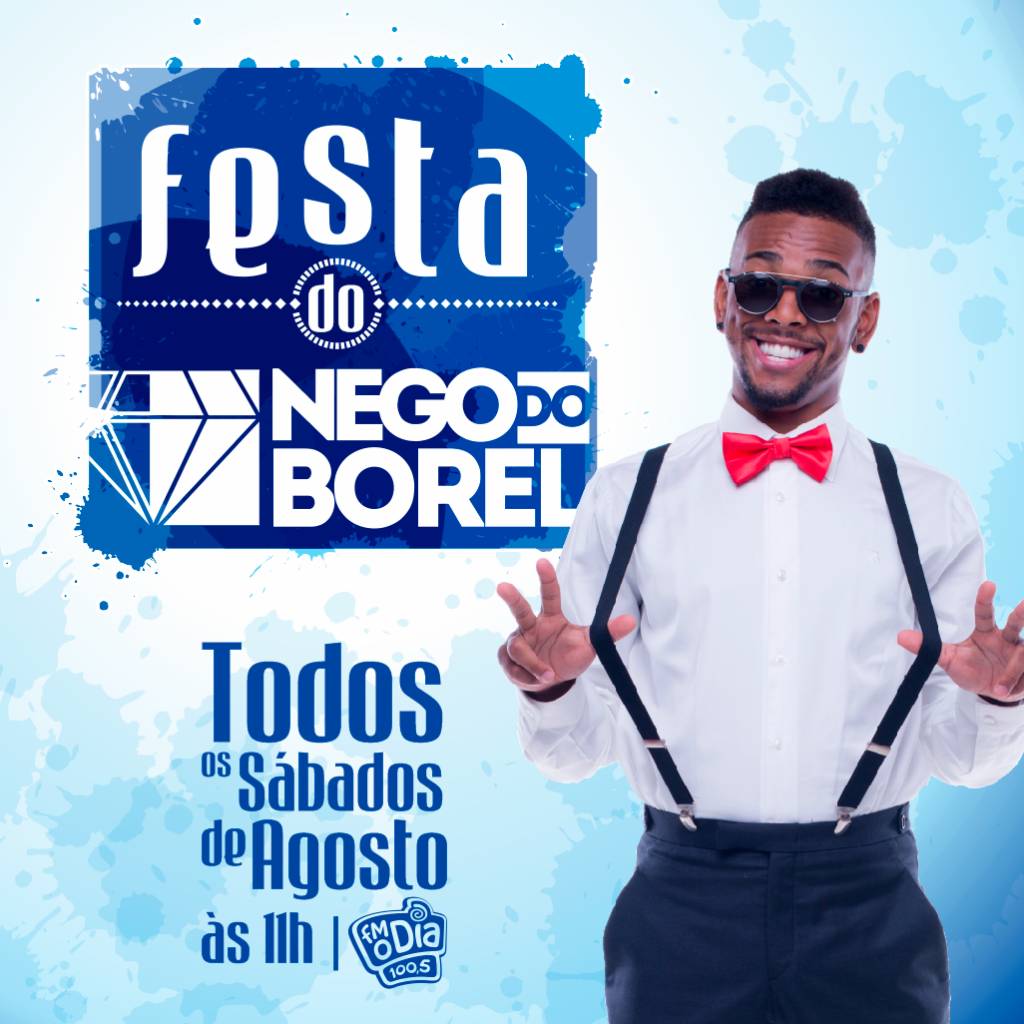 Festa do Nego do Borel