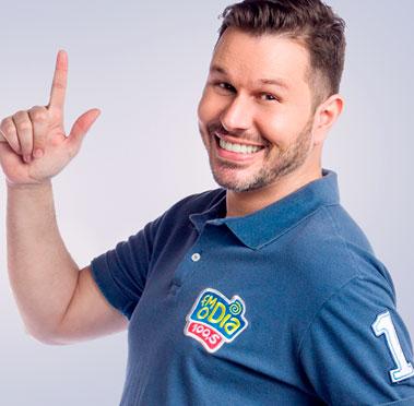 Equipe FM O Dia - DJ Nelsinho