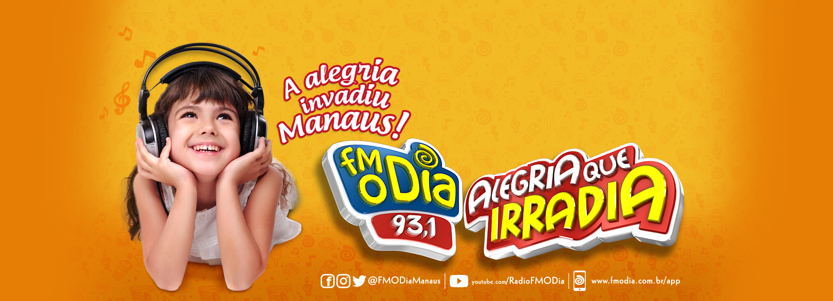 FM O Dia Manaus - WhatsApp