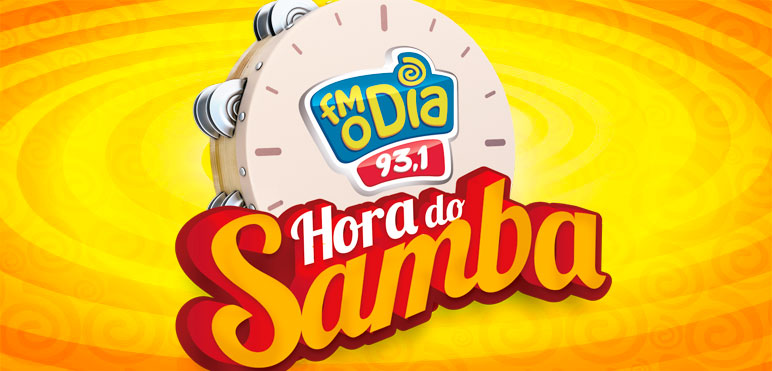 Programa - Hora do Samba