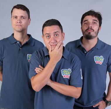 Equipe FM O Dia - The Funk