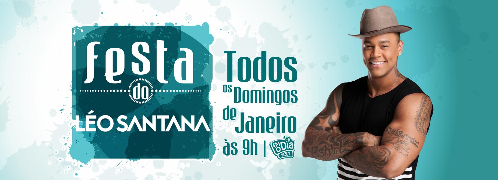 Festa do Léo Santana