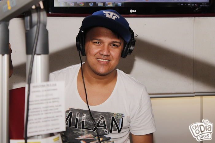 Foto: Entrevista com o Imaginsamba