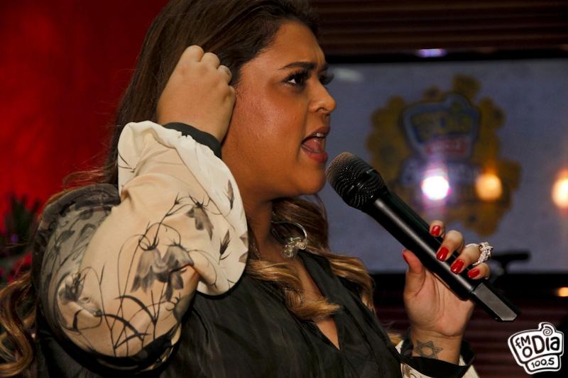 Foto: Preta Gil – Acústico na Semana Maluquinha