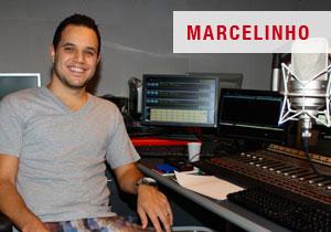 Marcelinho, Turma do Pagode