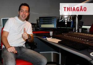 Thiagâo, Turma do Pagode