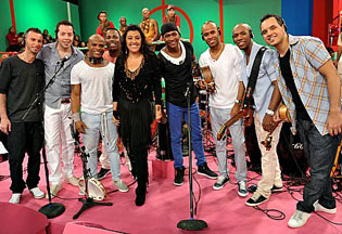 Turma do Pagode no Esquenta
