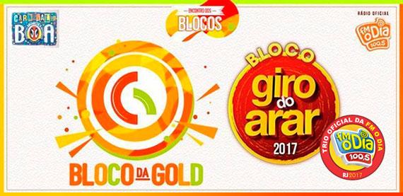 Bloco da Gold e Arar
