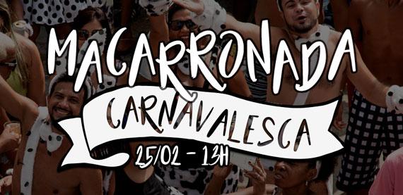 Macarronada Carnavalesca do Bola Preta