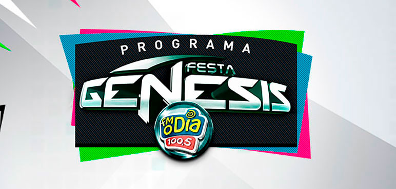 Programas - Festa Gênesis