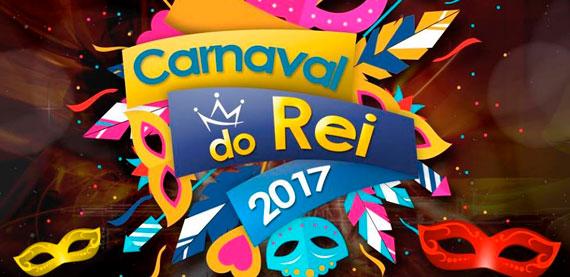 Passaporte da Alegria para o Carnaval do Rei