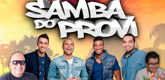Samba do Provi, no Provisório Club