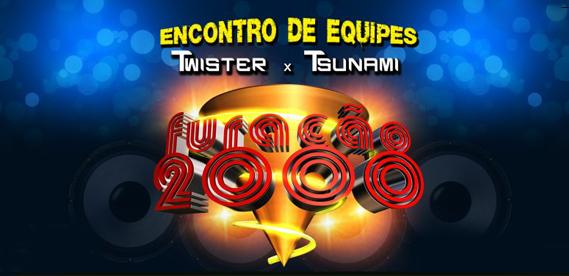 Encontro de Equipes Twister Tsunami