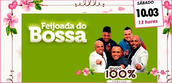 Feijoada do Bossa com o Grupo 100% e convidados