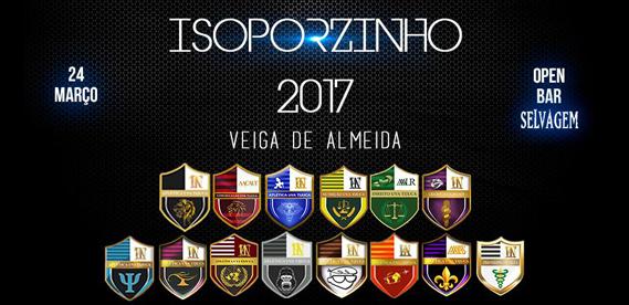 Isoporzinho 2017