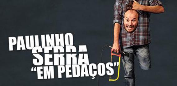 Paulinho Serra - Em Pedacos