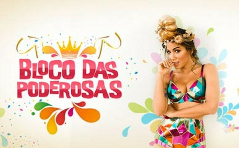 Bloco da Anitta terá transmissão exclusiva da FM O Dia