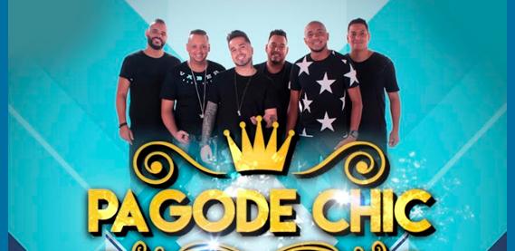 Pagode Chic com o Grupo Pagodeô, Renatinho e os DJ's Cocamá e Tonni Mix