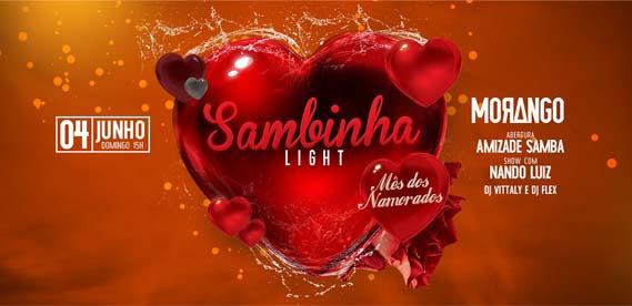 Sambinha Light - Mes Dos Namorados