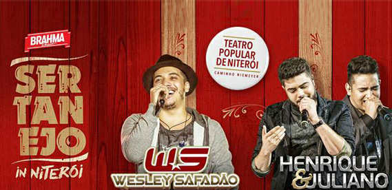 Sertanejo In Niteroi com Wesley Safadao e Henrique e Juliano