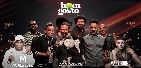 Show Bom Gosto no Barra Music