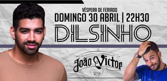 Show Dilsinho na Riosampa