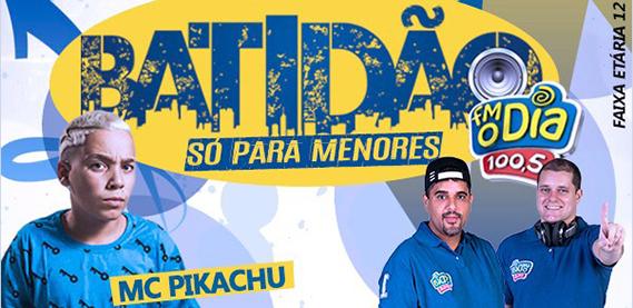 Provisório - Batidão FM O Dia Só para Menores