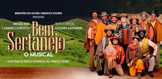 Bem Sertanejo - O Musical