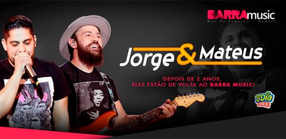 Jorge e Mateus - Barra Music