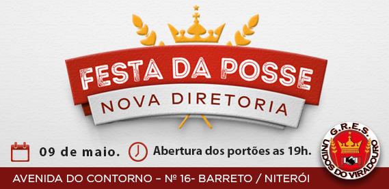 Festa Da Posse Na Viradouro