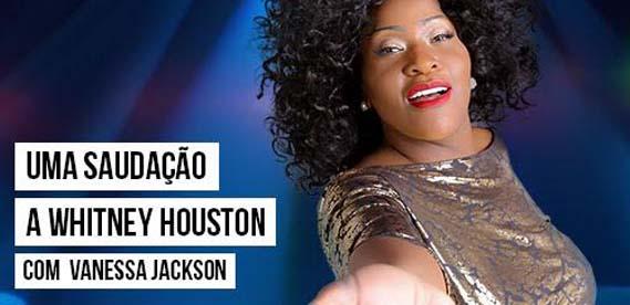 Saudacao a Whitney Houston
