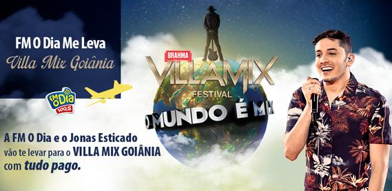 FM O Dia Me Leva - Villa Mix