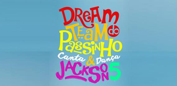 Dream Team Do Passinho Canta e Danca Jackson Five