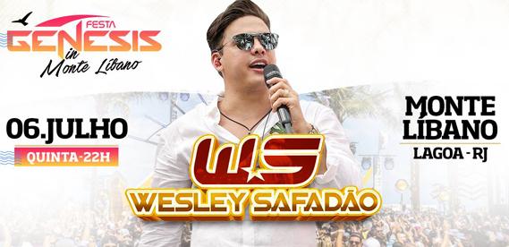 Festa Genesis Wesley Safadao