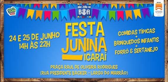 Festa Junina Icarai